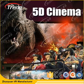 Electric Motion 5D Movie Theater 8/9/12 Kursi Dengan 6 Platform Hidro Hidro