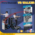 Cina 360 Degree Immersion Virtual Reality Treadmill Run Dengan A View 1 Player perusahaan