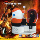 Cina Multi Colors 9D VR Simulator , 9d Motion Ride Professional Egg Design perusahaan