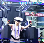 1 Player 9D Virtual Reality Simulator Deepoon E3 Glass Electric Trains
